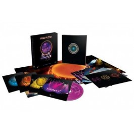 Delicate Sound of Thunder (Live) [2CD+ Blu-ray+ DVD]