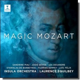 Magic Mozart [CD]