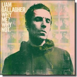 Why Me? Why Not. [CD]