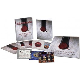 Slip of the Tongue [Super Deluxe Box] [6CD+DVD]