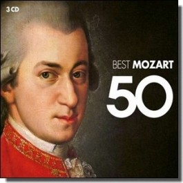 50 Best Mozart [3CD]