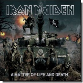 A Matter of Life and Death [Digipak] [CD]