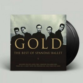 Gold - The Best Of Spandau Ballet [2LP]