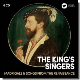 Madrigals & Songs from the Renaissance [8CD]