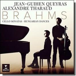Brahms: Sonatas & Hungarian Dances [CD]