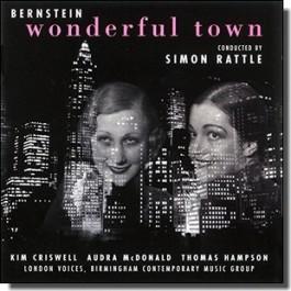 Wonderful Town [CD]