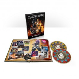 The Book of Souls: Live Chapter [Deluxe Edition] [2CD]