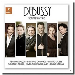 Debussy: Sonatas and Piano Tri [CD]
