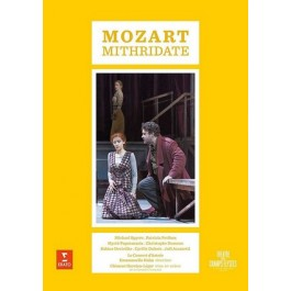 Mitridate Re di Ponto [2DVD]