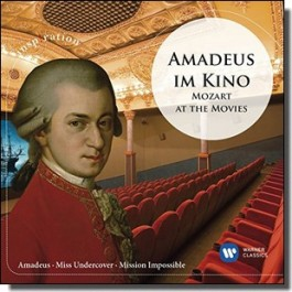 Amadeus at the Movies [CD]