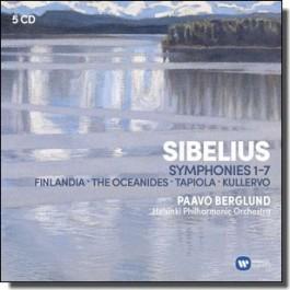 The Symphonies [5CD]