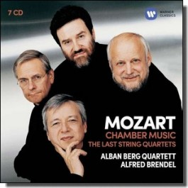 Chamber Music - The Last String Quartets [7CD]