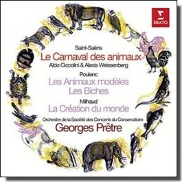 Le Carnaval Des Animaux [CD]