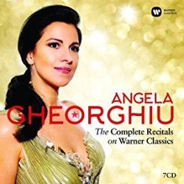 The Complete Recitals on Warner Classics [7CD]