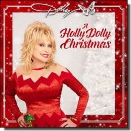 A Holly Dolly Christmas [Red Vinyl] [LP]