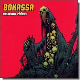Crimson Riders [Coloured Vinyl] [LP]