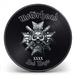 Bad Magic [Picture Disc Silver Edition] [LP+MP3]