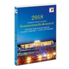 Sommernachtskonzert / Summer Night Concert 2018 [DVD]