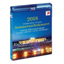 Sommernachtskonzert / Summer Night Concert 2018 [Blu-ray]