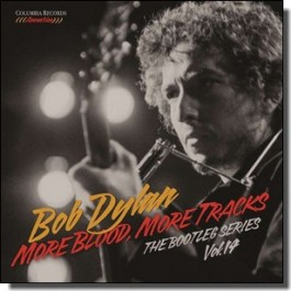 More Blood, More Tracks: The Bootleg Series Vol. 14 [CD]