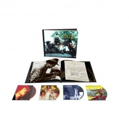 Electric Ladyland (50th Anniversary Deluxe-Edition) [3CD+Blu-ray]