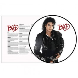 Bad [Picture Disc] [LP]