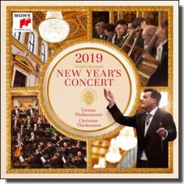 Neujahrskonzert / New Year's Concert 2019 [2CD]
