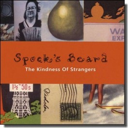The Kindness of Strangers [CD]