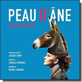 Peau D'Bne - Fierie Music [CD]