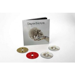 Distance Over Time [Artbook Edition] [2CD+Blu-ray+DVD]