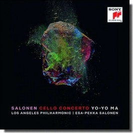 Salonen Cello Concerto [CD]