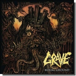 Burial Ground [CD]