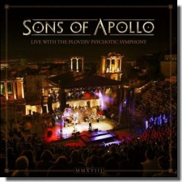 Live With The Plovdiv Psychotic Symphony [Limited Deluxe Artbook] [3CD+DVD+Blu-ray]