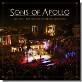Live With The Plovdiv Psychotic Symphony [Special Edition] [3CD+DVD]