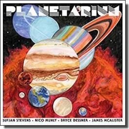 Planetarium [CD]