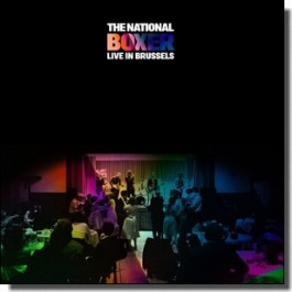 Boxer Live In Brussels [CD]