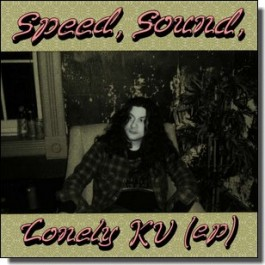 Speed Sound Lonely KV EP [12inch]