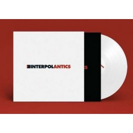 Antics [White Vinyl] [LP]