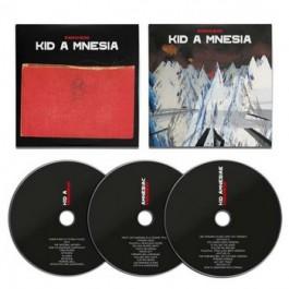 KID A MNESIA [3CD]