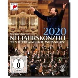 Neujahrskonzert / New Year's Concert 2020 [Blu-ray]