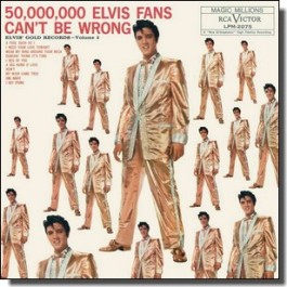 50,000,000 Elvis Fans Can't Be Wrong: Elvis' Gold Records - Volume 2 [LP]