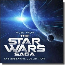 Music From The Star Wars Saga - The Essential Collection [Coloured Vinyl] [2LP]