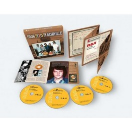From Elvis In Nashville [50th Anniversary Celebration] [4CD]