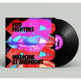 Medicine At Midnight [Orange Vinyl] [LP]