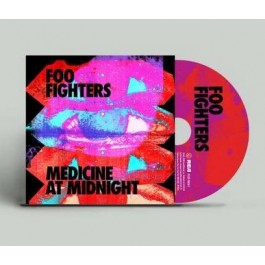 Medicine At Midnight [CD]