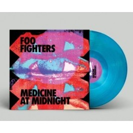 Medicine At Midnight [Blue Vinyl] [LP]