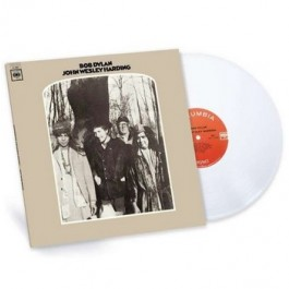 John Wesley Harding (2010 Mono Version) [White Vinyl] [LP]