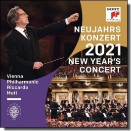 New Year's Concert 2021 [2CD]