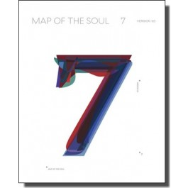 Map of the Soul: 7 (Version 3) [CD]