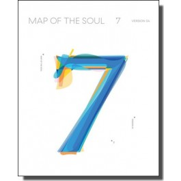 Map of the Soul: 7 (Version 4) [CD]